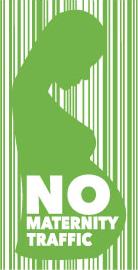 No maternity traffic_grafik