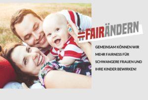 #fairändern online unterschreiben