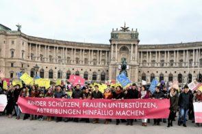Save-the-date: Marsch fürs Leben in Wien