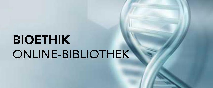 Bioethik Online Bibliothek